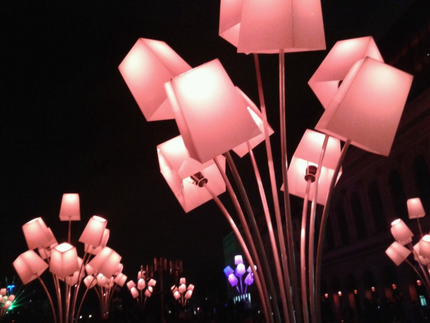 Lyon : les Chinois de plus en plus attirés par la Fête des Lumières