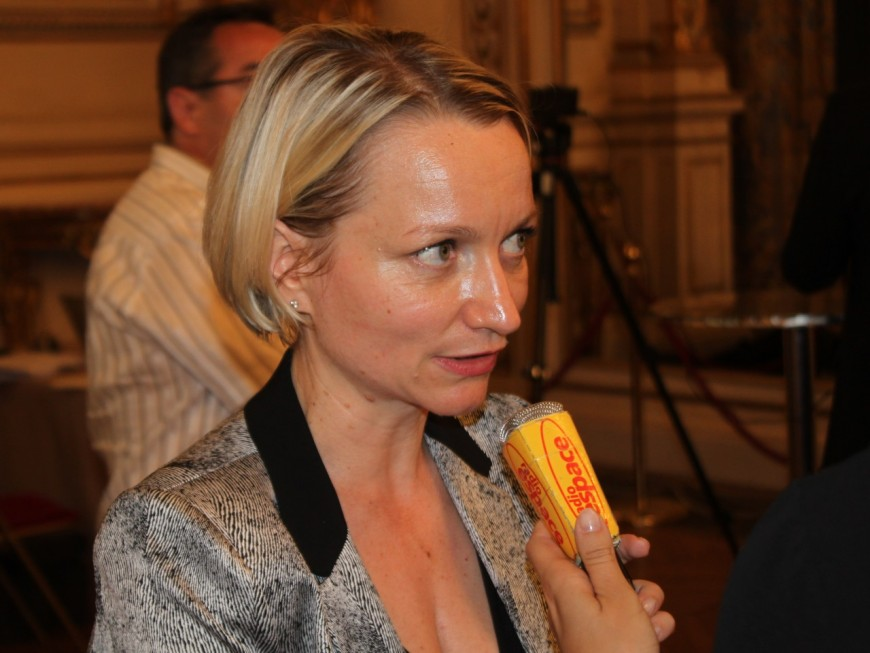 """Municipales 2020 : Caroline Collomb promet des listes LREM """"dans toutes les communes du Rhône"""""""