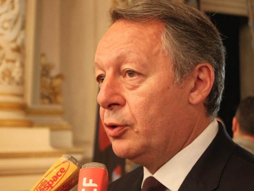 Thierry Braillard porteur d'une offre de rachat du FC Nantes