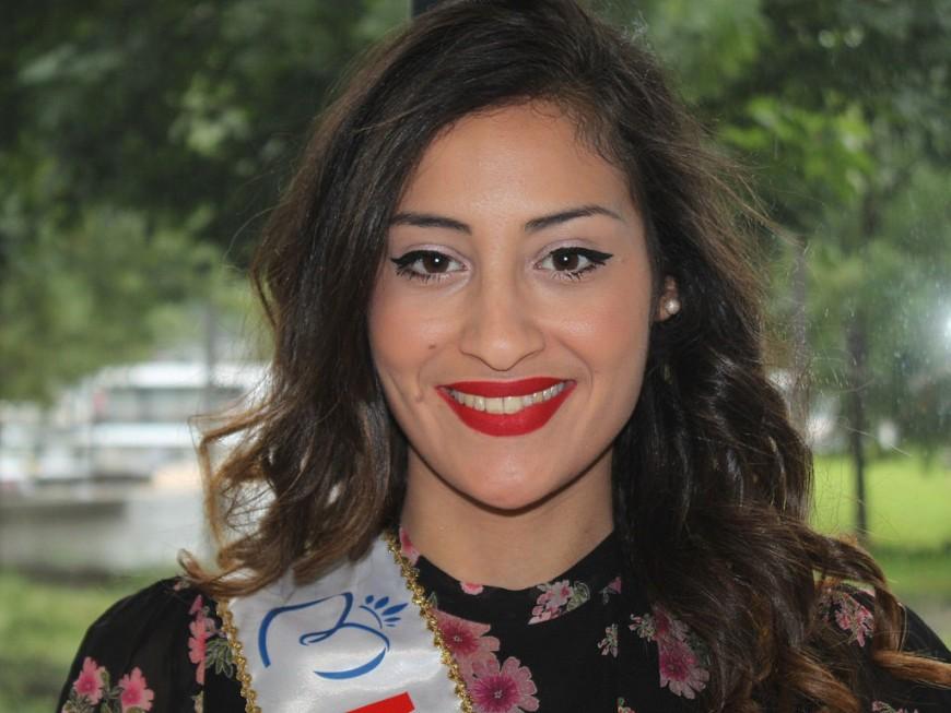 Miss Rhône-Alpes : la Lyonnaise Dalida Benaoudia élue plus belle femme de la région