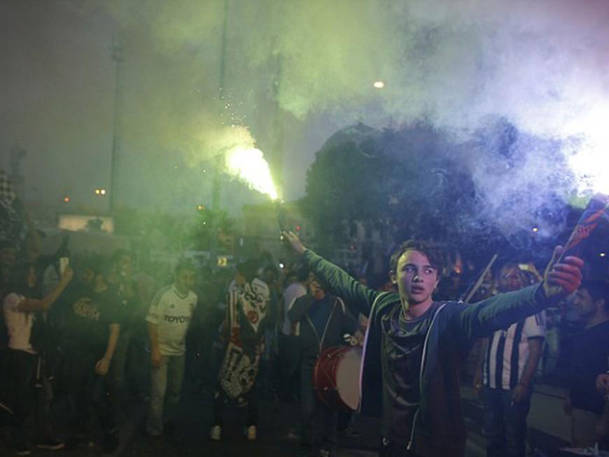 OL-Besiktas : les supporters turcs prêts à prendre le pouvoir au Parc OL