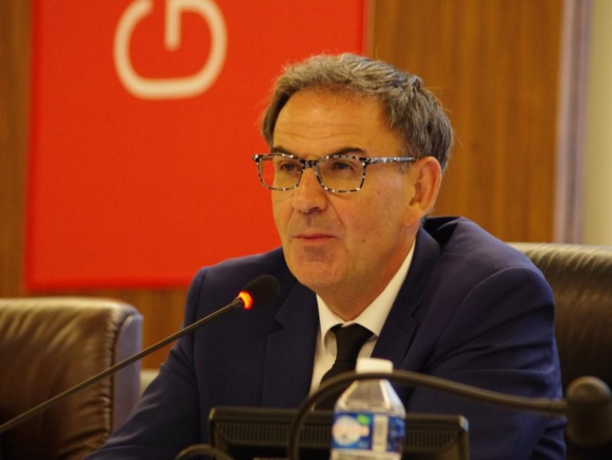 Métropole : les délégations des vice-présidents de David Kimelfeld