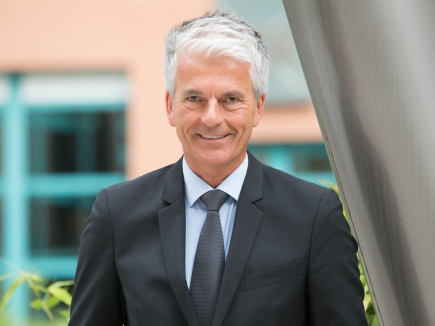 Jean-Luc Raunicher (Promedif), nouveau président du Medef Auvergne-Rhône-Alpes