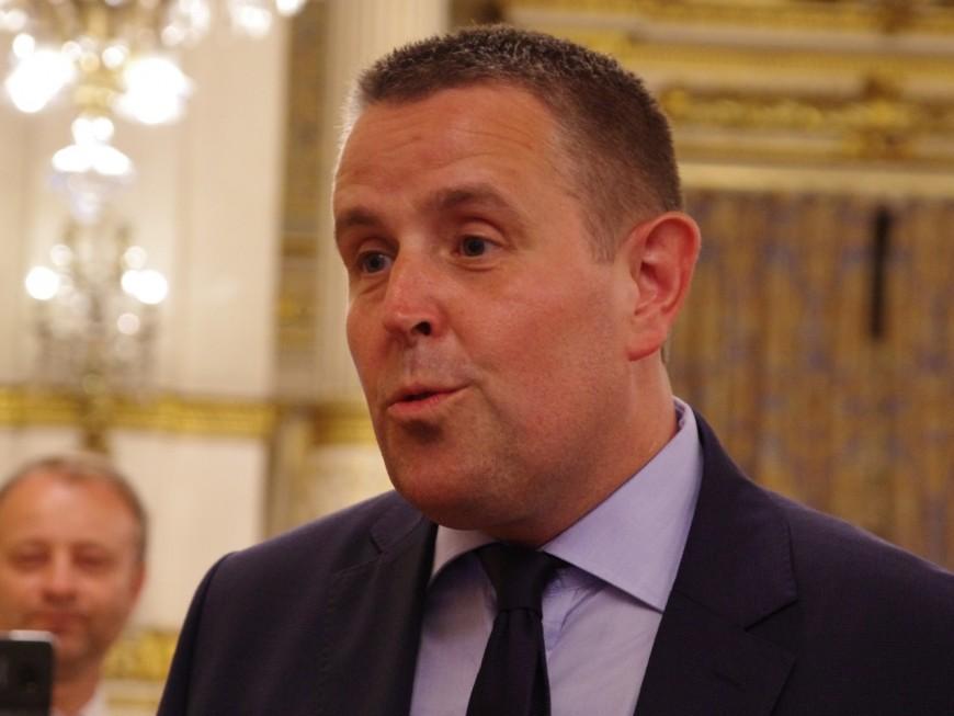 """Déplacements ministériels à Lyon : """"Une campagne européenne déguisée aux frais du contribuable"""" se demande Patrice Verchère (LR)"""