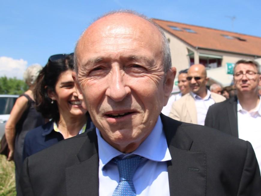 Gérard Collomb, très vite au courant, ne s'est ensuite plus du tout occupé de l'affaire Benalla