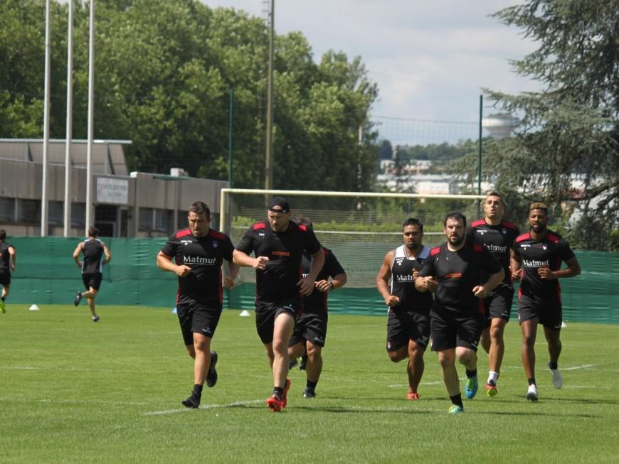 Face au Stade Français, le LOU Rugby est impatient de lâcher la meute