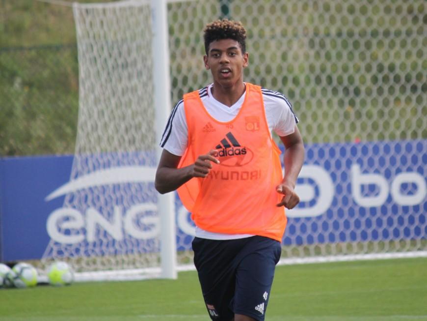 OL : Willem Geubbels premier joueur né au 21e siècle à évoluer en Ligue 1