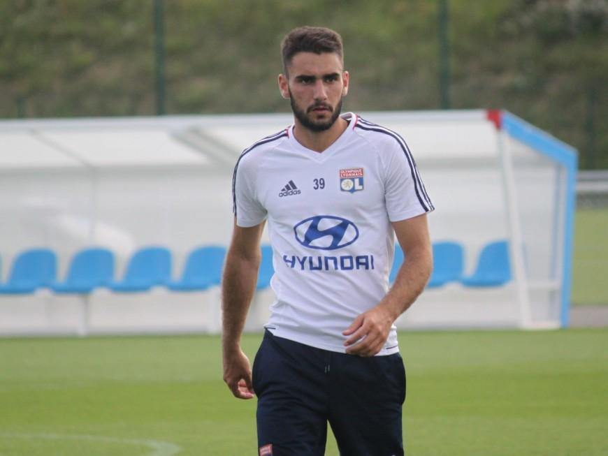 Romain Del Castillo (OL) file à Rennes