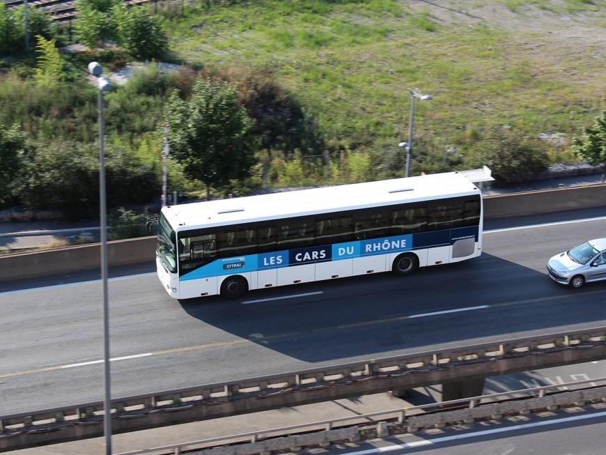 Le ticket SMS désormais disponible dans les Cars du Rhône et Libellule