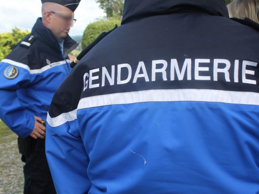 """Un tag """"gendarme assassin"""" découvert dans le Beaujolais"""