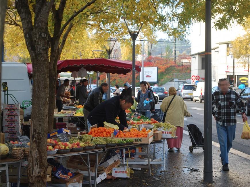 Villeurbanne interdit certains marchés alimentaires