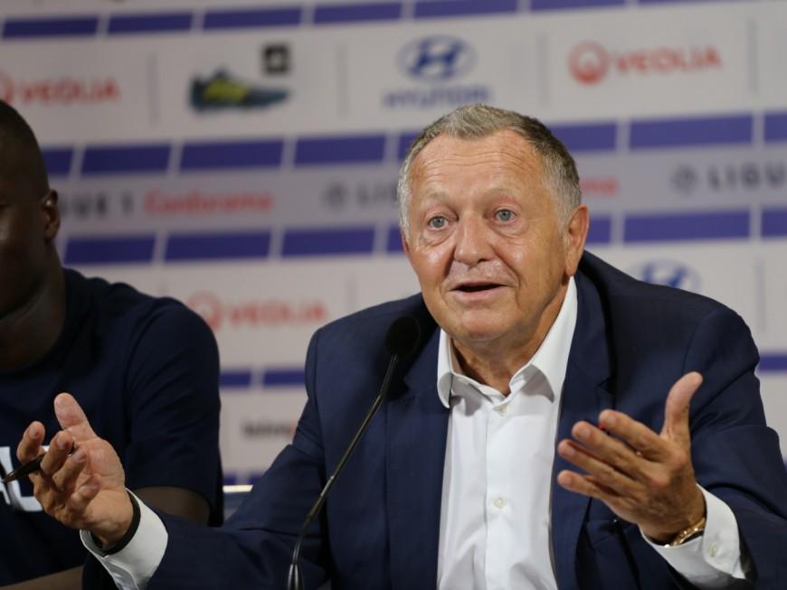 """Jean-Michel Aulas (OL) tacle le projet de Super Ligue : """"je n'y participerai pas"""""""