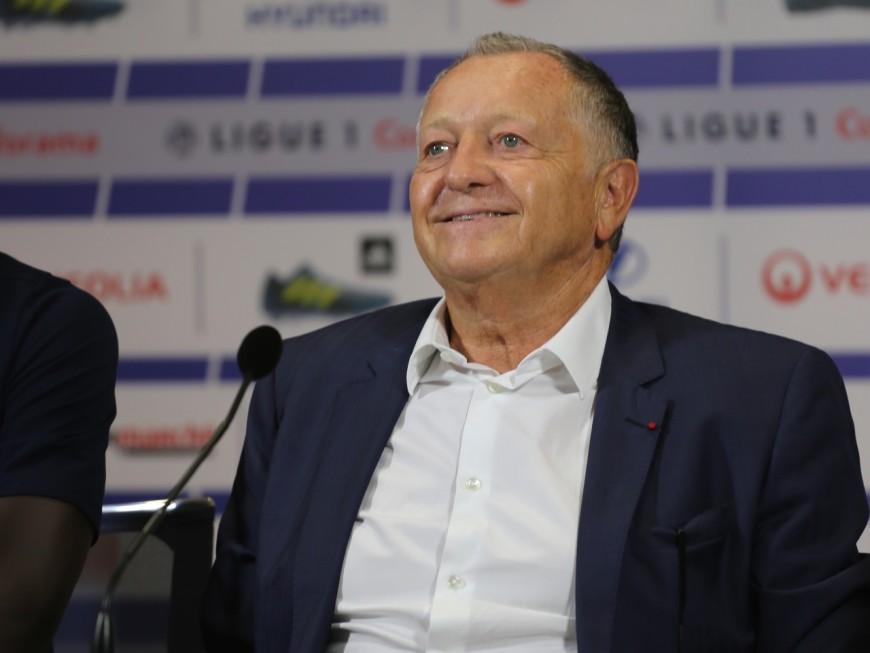 Shakhtar-OL : Jean-Michel Aulas veut délocaliser le match