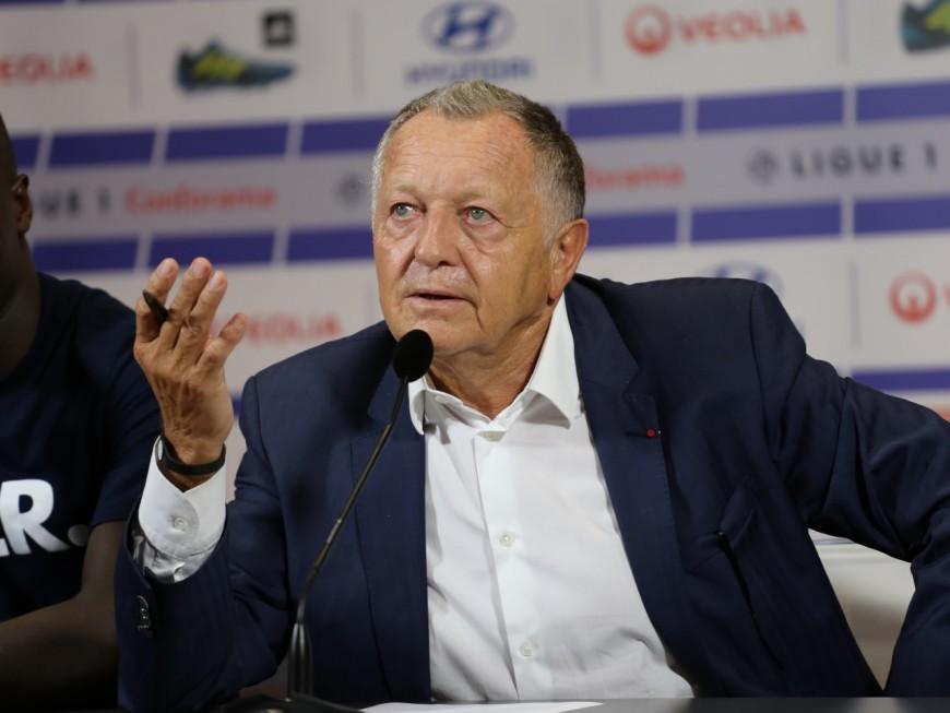 OL : Jean-Michel Aulas pousse le ministère des Sports à se remettre en question
