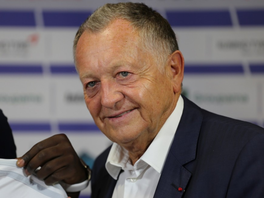 OL : Jean-Michel Aulas annonce la venue d'un grand joueur pour le prochain mercato