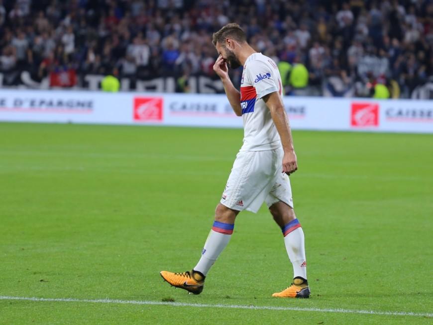 OL-CSKA : Lyon sorti logiquement de la Ligue Europa (2-3)
