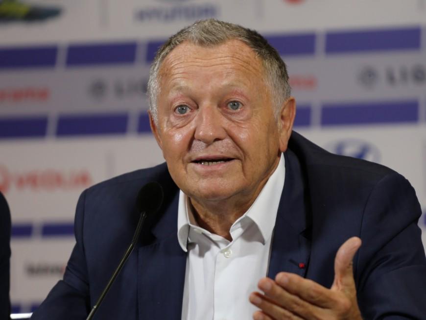 Ligue 1 : Aulas (OL) propose une nouvelle solution polémique pour finir la saison