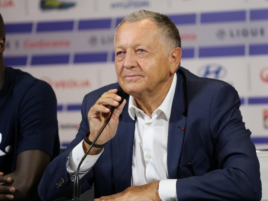 OL : Jean-Michel Aulas incertain pour le derby