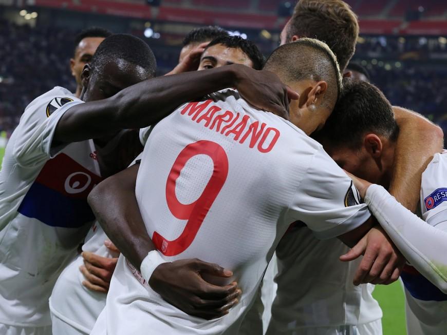 OL : large victoire des hommes de Génésio à Troyes (0-5)