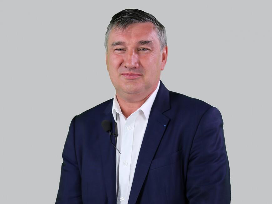 """Christophe Guilloteau, président LR du Conseil départemental du Rhône : """"Laurent Wauquiez est le seul en capacité d'être président"""""""