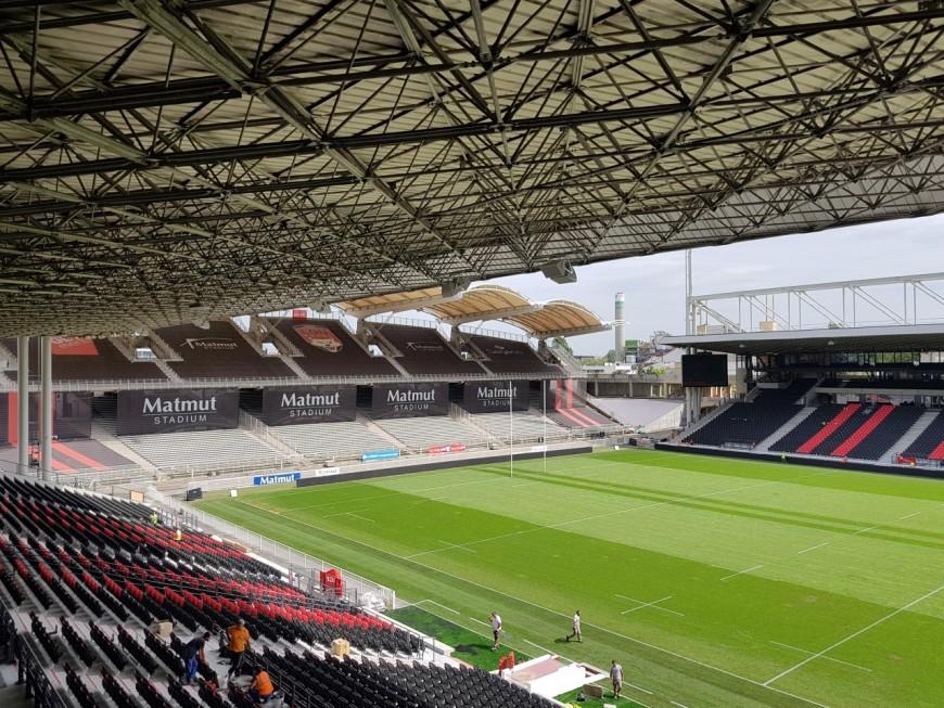 Le LOU reçoit Brive pour l'inauguration du nouveau Matmut Stadium