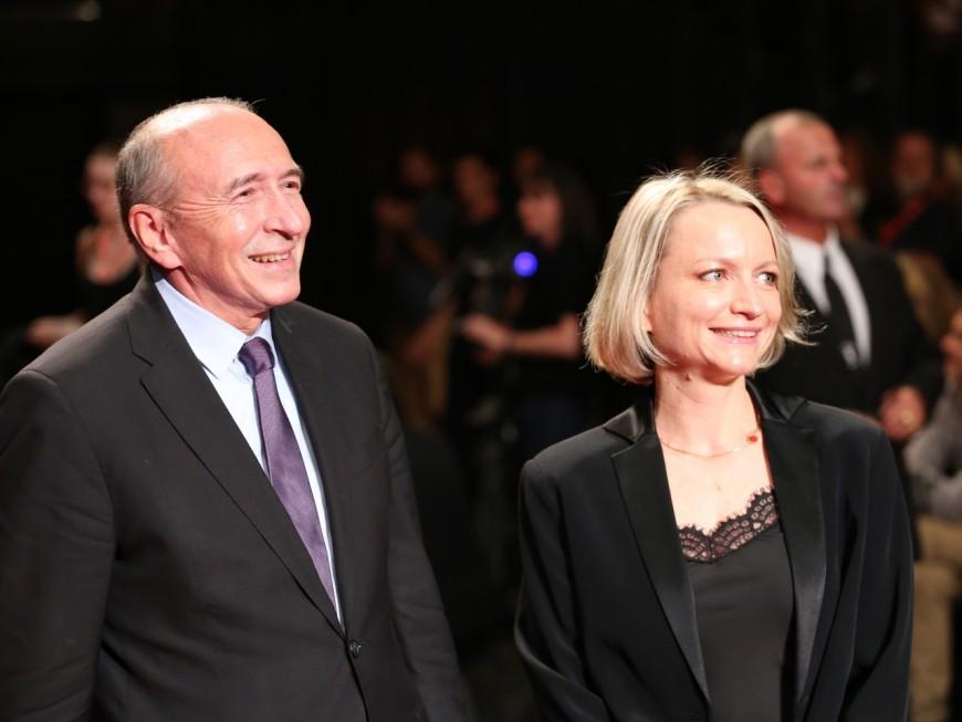 """Municipales à Lyon : Caroline Collomb """"n'est pas femme à avoir besoin d'être poussée"""" selon son mari"""