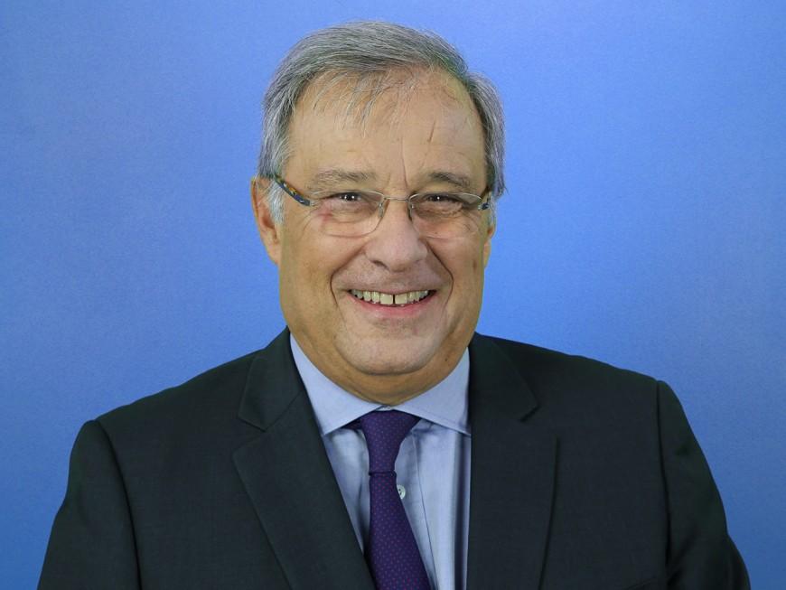 """Emmanuel Imberton, président de la CCI de Lyon : """"Pour notre région, l'A45 est une nécessité absolue"""""""