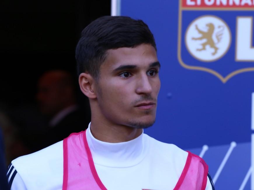 OL: Houssem Aouar bientôt à Arsenal pour rejoindre Alexandre Lacazette?