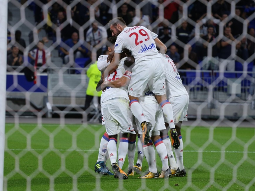 Europa League : l'OL, revigoré face à Limassol, valide son ticket pour les 16e (4-0)