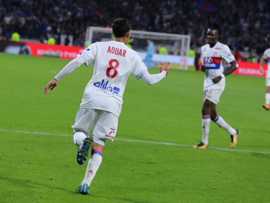 OL-Montpellier : Lyon fut solide pour rester au contact de Lille (3-2) - VIDEO