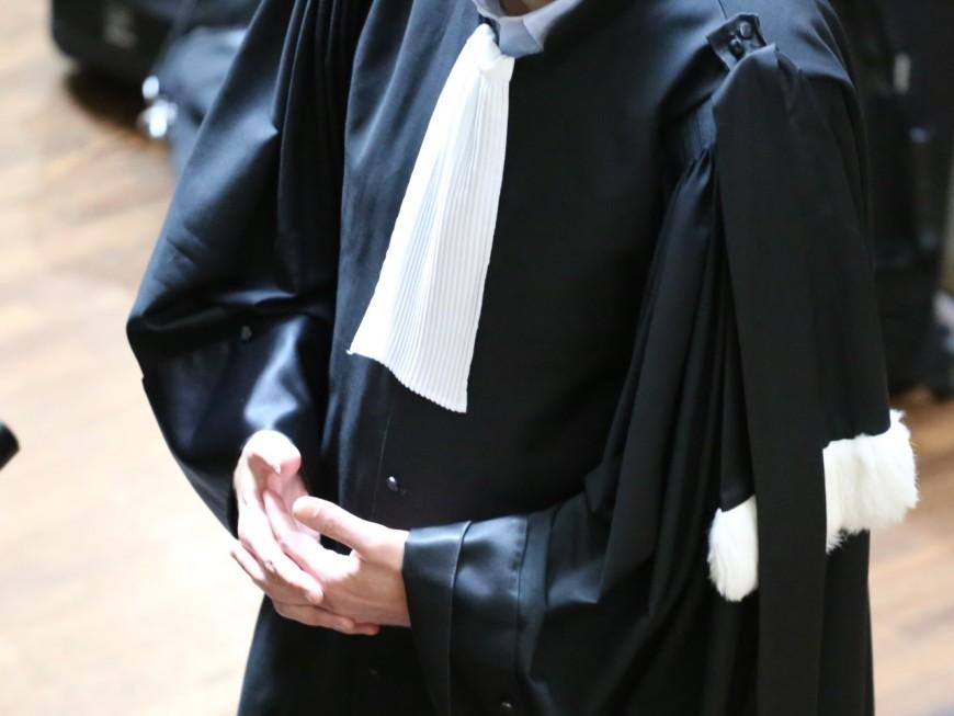 """Lyon : les avocats en grève pour une """"Journée justice morte"""""""