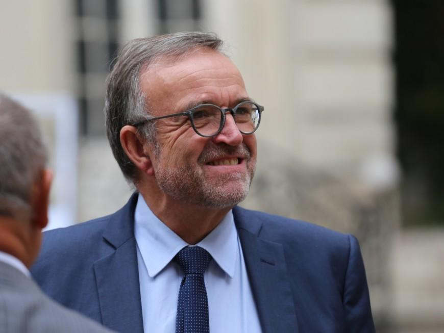 Municipales 2020 : Etienne Blanc de plus en plus tourné vers Lyon