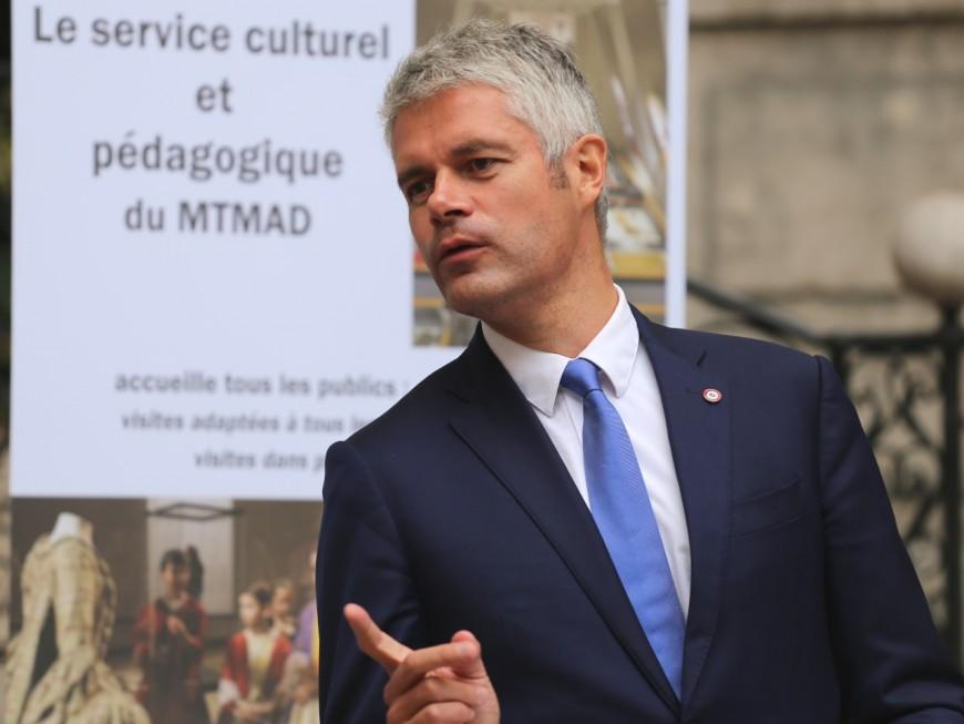 Collomb toujours persuadé que Wauquiez sera candidat à la présidence de la Métropole de Lyon