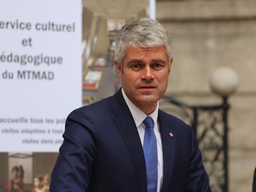 La réaction de Laurent Wauquiez sur la diffusion de ses propos à l'EM Lyon