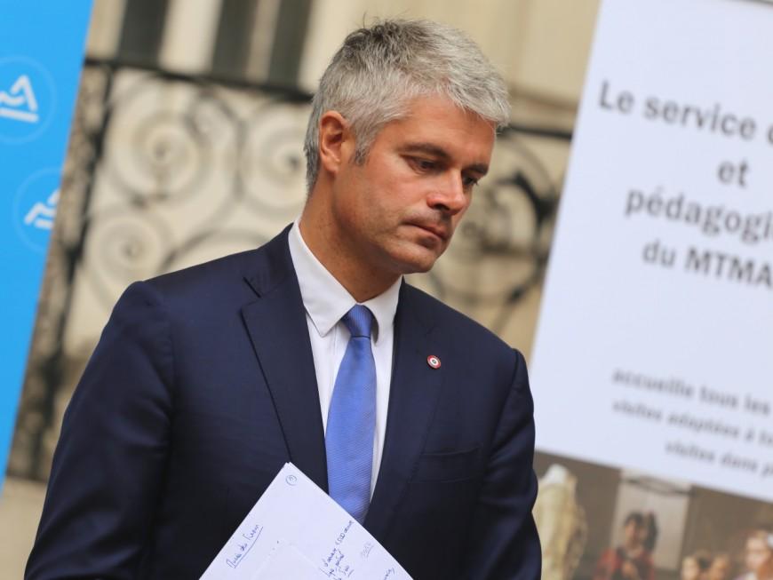 Formation professionnelle : la gauche dépose un recours contre Laurent Wauquiez