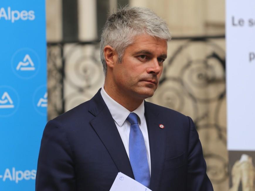 Après la débâcle des européennes, Laurent Wauquiez quitte la présidence des Républicains