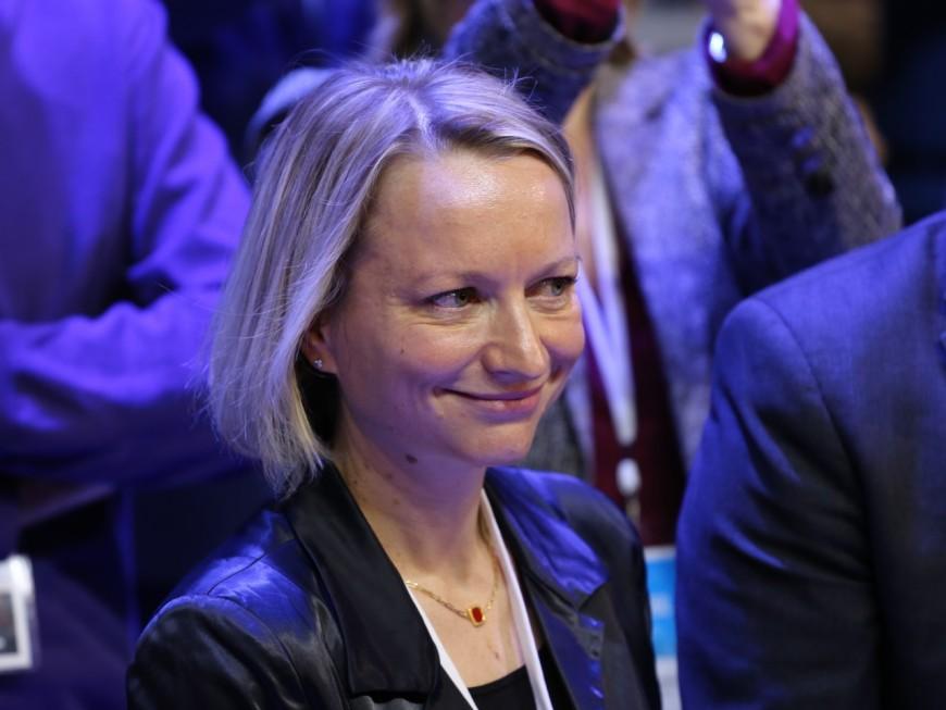 Caroline Collomb, d'un ministre à l'autre