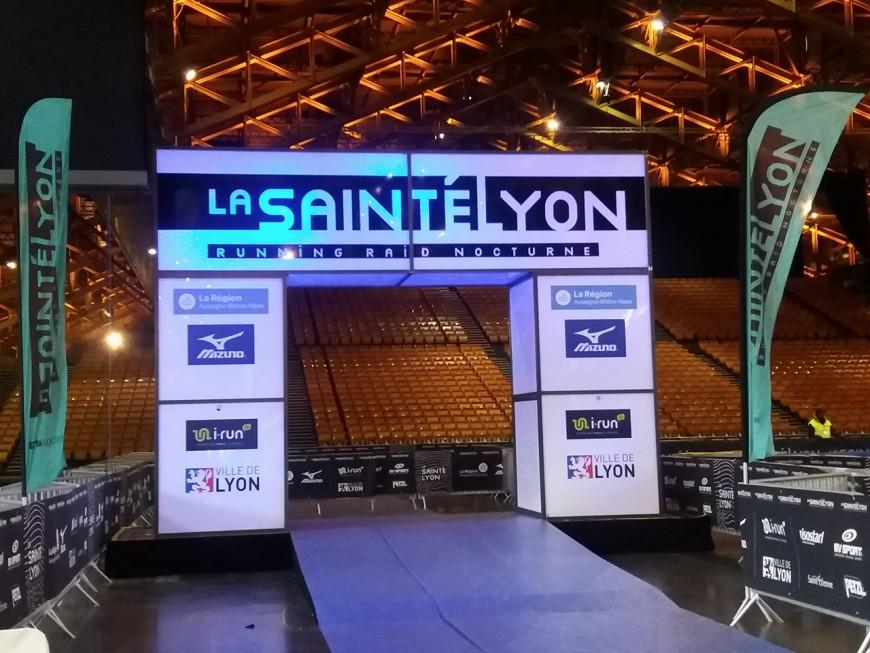 La SaintéLyon 2020 maintenue début décembre