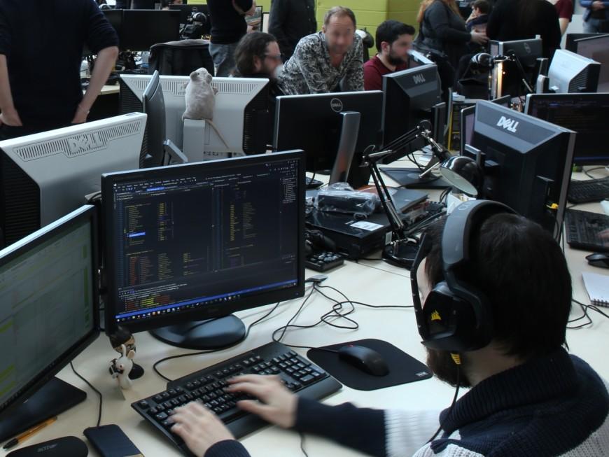 A Lyon, les réfugiés sont formés à la cybersécurité