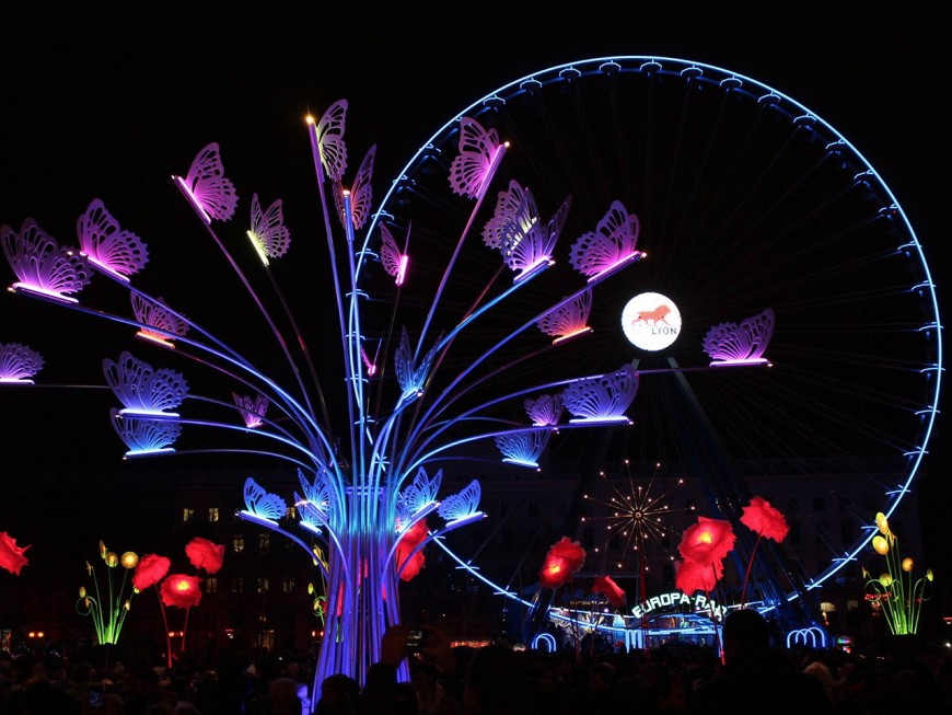 Lyon : la Fête des Lumières officiellement annulée cette année