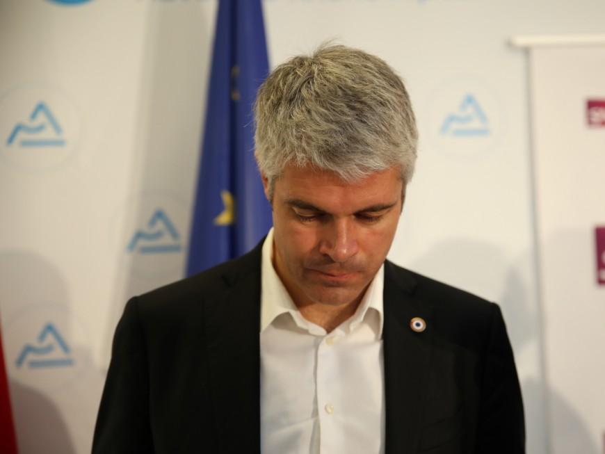 Wauquiez président des Républicains : sa démission de la Région réclamée par le FN