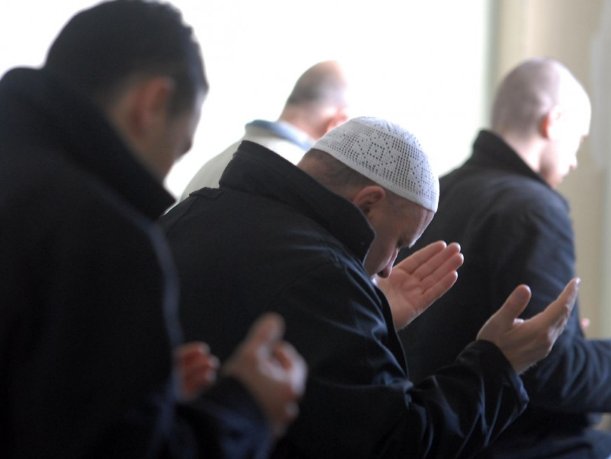 A Saint-Fons, la Mosquée Bilal vandalisée