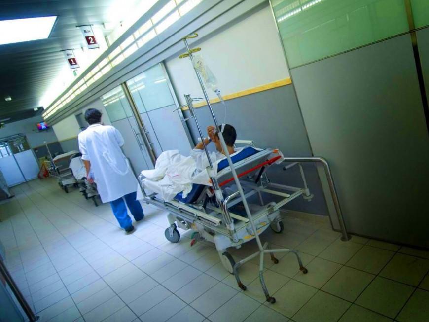 Condamné pour avoir saccagé sa chambre d'hôpital