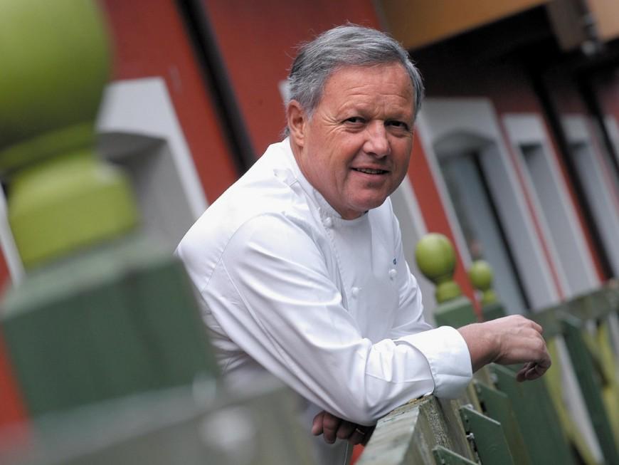 Georges Blanc met en vente ses restaurants à Lyon!