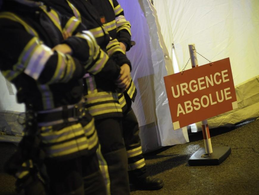Rhône : un accident mortel au noeud de Ternay