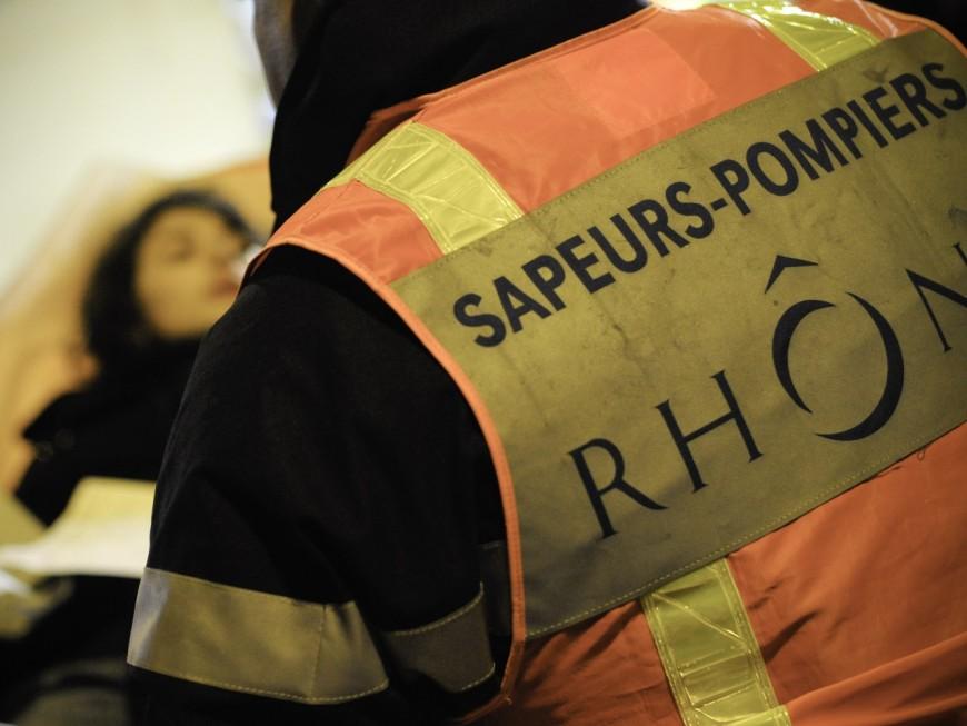 Rhône : un routier grièvement blessé lors d'un accident sur le périph Laurent Bonnevay