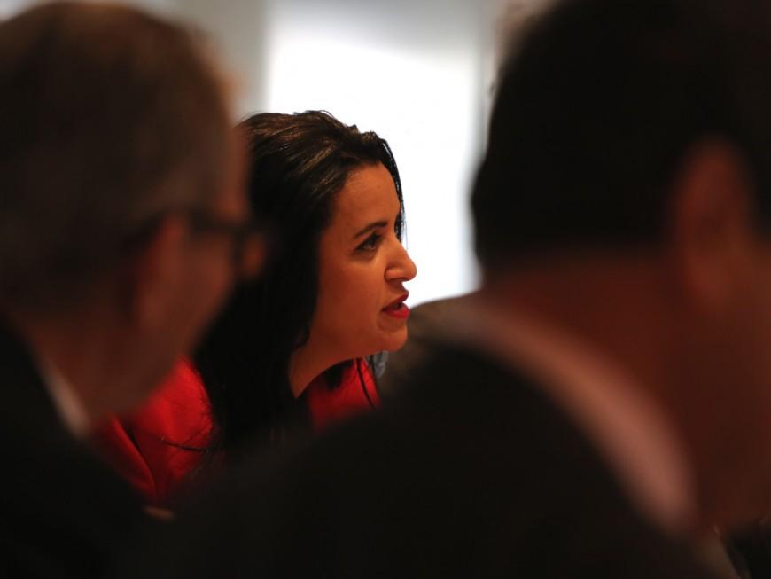 """L'ambitieuse Fouziya Bouzerda surnommée """"la Wauquiez de gauche"""""""