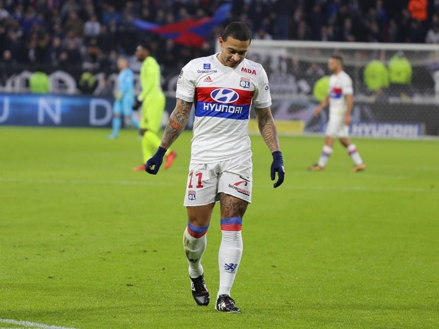 Lille-OL: réduits à dix en seconde période, les Lyonnais ramènent un point (1-1) - VIDEO