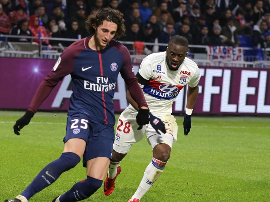Mercato : en cas d'échec avec Kanté, le PSG souhaiterait attirer Tanguy Ndombélé