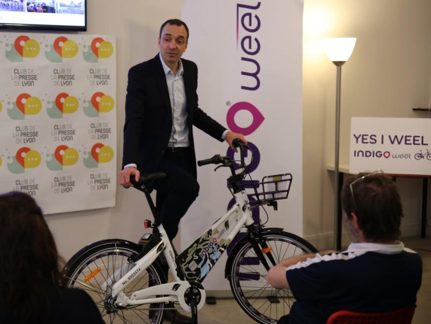 """Vélos Indigo weel à Lyon : """"On a appris des erreurs de nos prédécesseurs"""" - VIDÉO"""